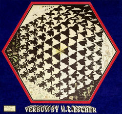 Verbum by Escher - Cover by Kelvin Coles