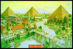 Lost Pyramids of Morpheus 2 by Kelvin Coles